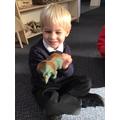 Harlen found 1 dinosaur