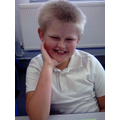 George - our first 6R Certificate winner!
