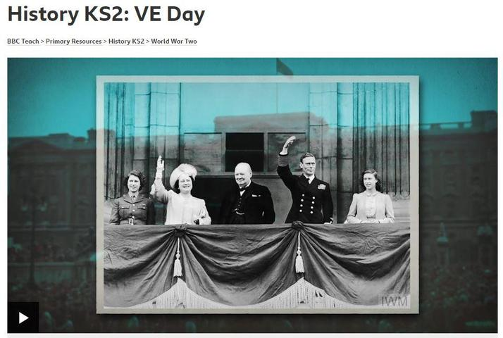 This short film explains what VE Day and VJ Day were, and the events that led to the end of the war.