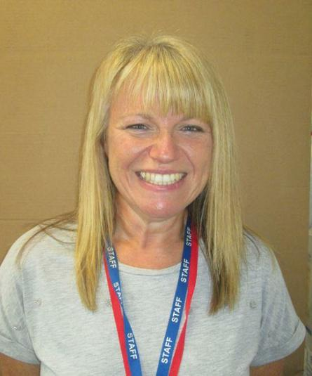 Catherine Scales (Family Outreach Worker)