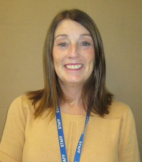 Julie O'Reilly (Family Outreach Worker & Admin)