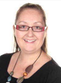 Rebecca Sawford - Staff Governor and Assistant Headteacher