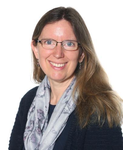 Assistant Head - Mrs Claire Scullion
