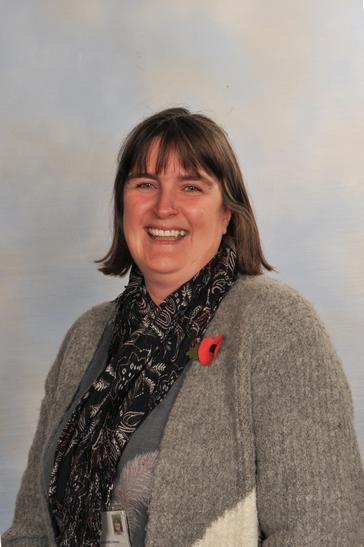 Mrs Kate McCrimmon - Finance Officer & Staff Governor