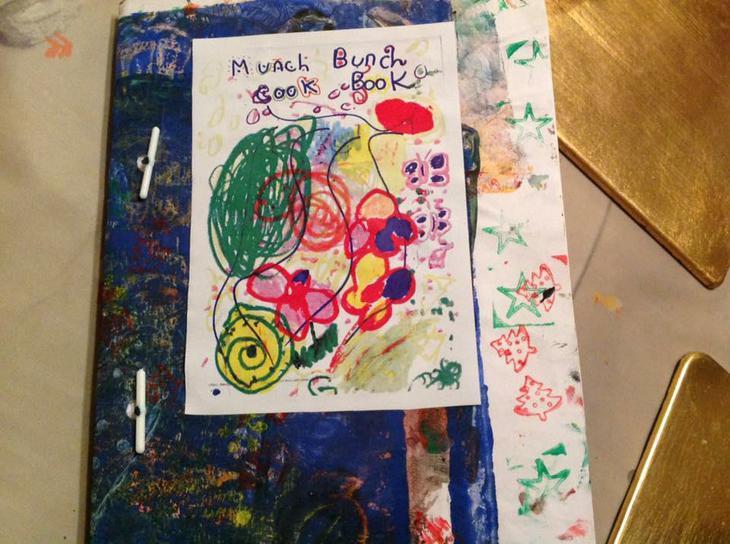 The new Munch Bunch cookbook!