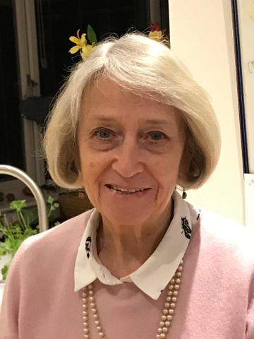 Gail Robertson - Co-opted Governor