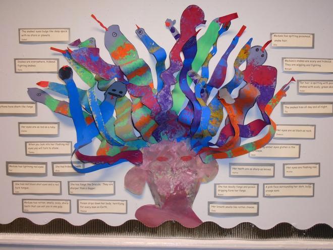 Our descriptions of Medusa
