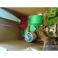 Ada's creature enclosure