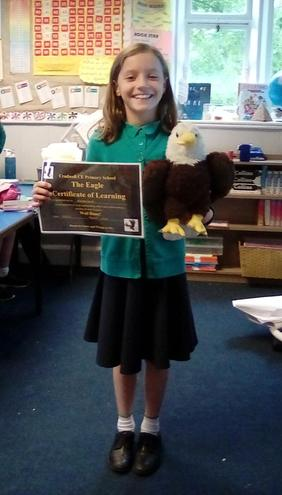 Eagle Winner!