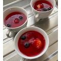 Yummy fruit jelly!