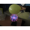 Static electricity demonstration