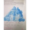 William R - Snow Queen inspired homework