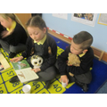Sharing stories with Year One