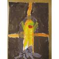 Jesus Rises Up by Daniel
