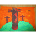 Jesus Died on the Cross by Nathan