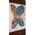 Bella's butterfly