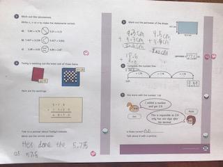 Matthew's Maths!