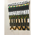 Nikola's African inspired artwork