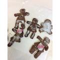 We even had gingerbread women