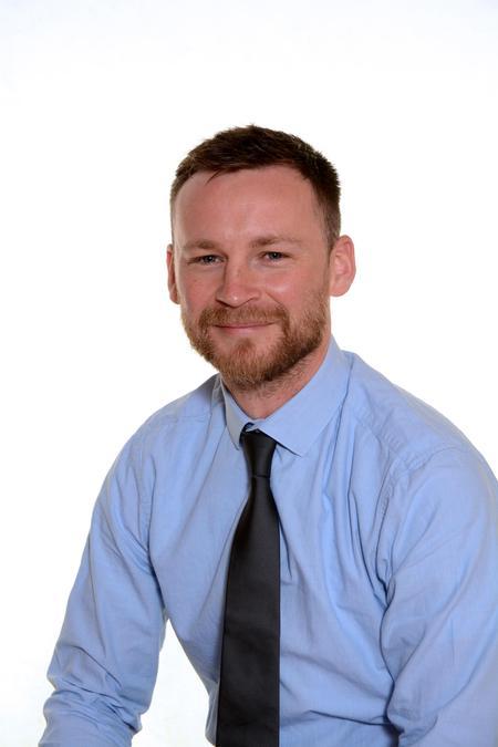 Mr Clulee - Year 1 Class Teacher
