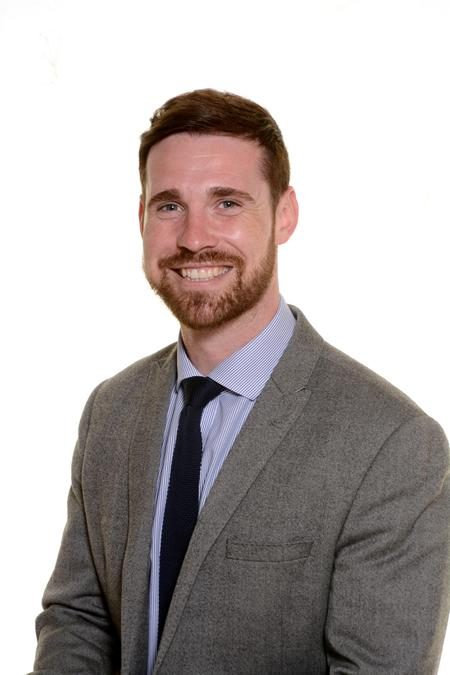 Mr Stuart Grimes - Head of School