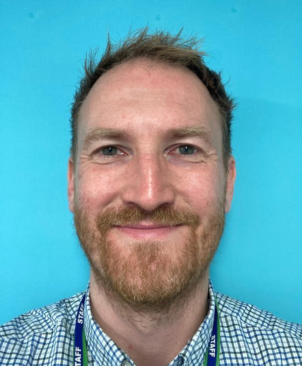 BEN MCPHERSON- Interim Deputy Headteacher