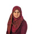 Samina Latif - Teaching Assistant