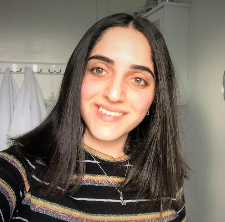 Elizabeth Baravi - Aquarium Club staff
