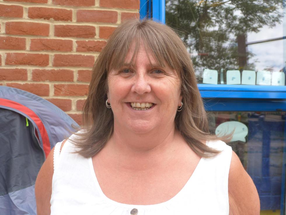 JACKIE SIMMONS- Teaching Assistant