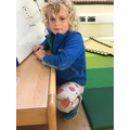 Drawing and Writing - Big teacher
