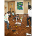 Build your own crazy golf course!
