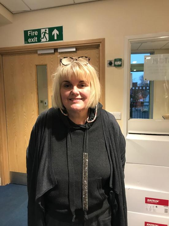 HELEN EARL- Inclusion Manager