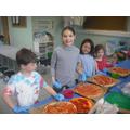 DIY Pizzas!