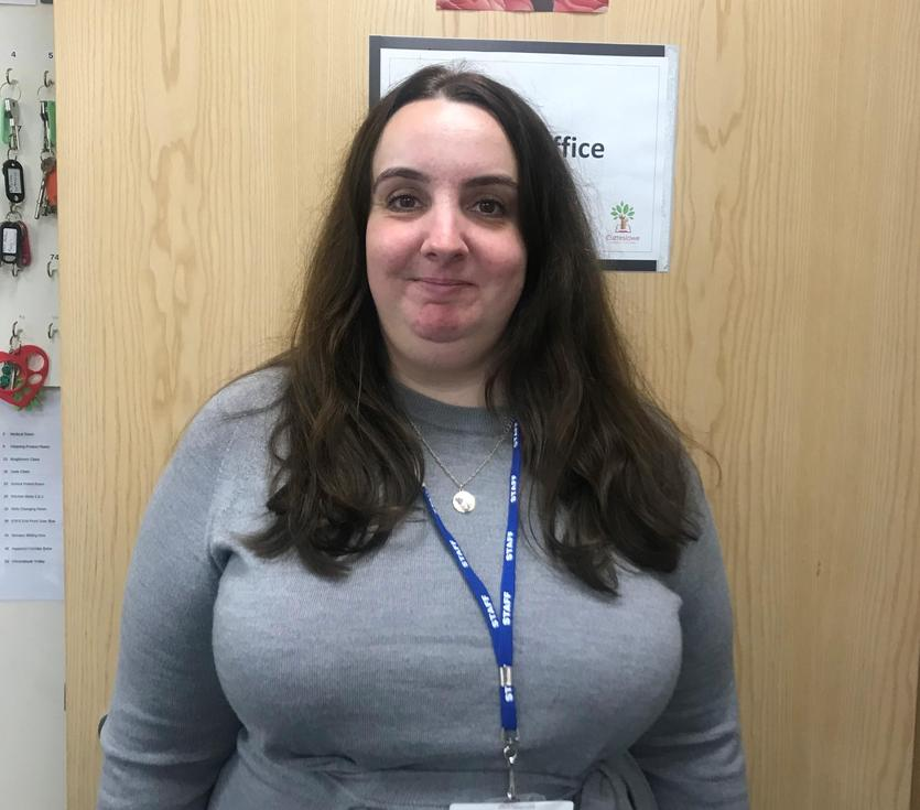 EVE OUSLEY- Teaching Assistant