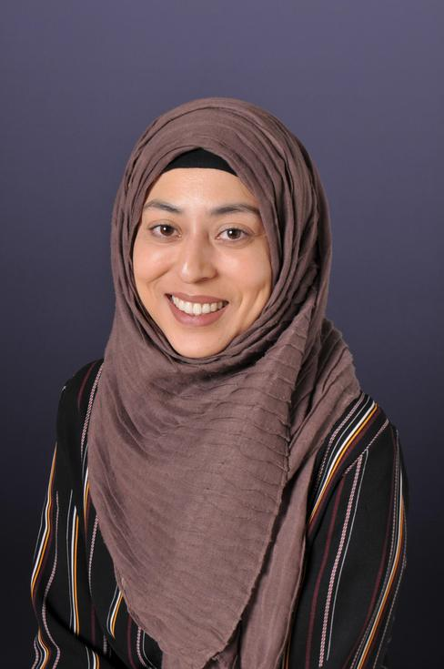 SHUMI ABDULLAH- Higher Level Teaching Assistant