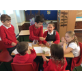 Some very interesting items presented by Class 4!