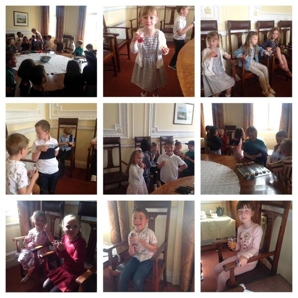 We learnt lots!