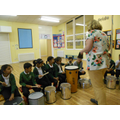 Year 4 Drumming Lessons
