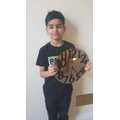 Bilal mended the clock for his Mum