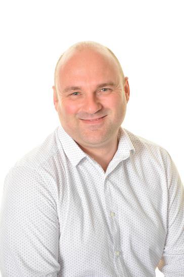 Mr R Barsby - Vice Chair & LA Governor