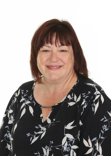 Mrs Hill - Treasurer / Secretary