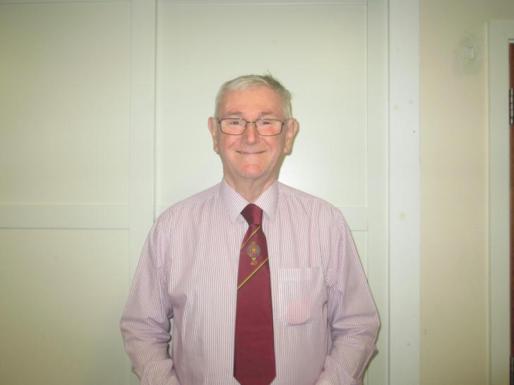 Mr Ernie Sollis - Chairperson