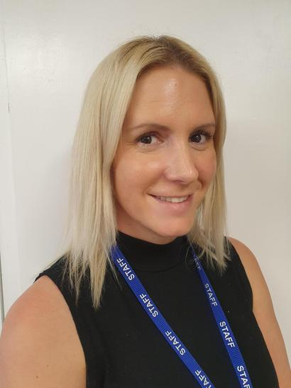 Miss Blackwell - Year 1 Teacher