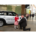 Prize-giving in Touchwood