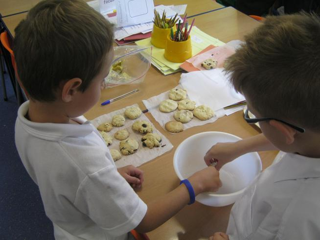 Year 2 Bake Off