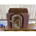 Hansel and Gretel - the gingerbread house: )