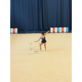 Rhythmic gymnastics event