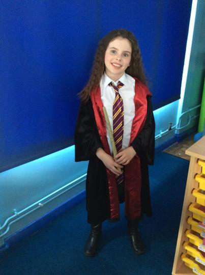 Hermione, Harry Potter