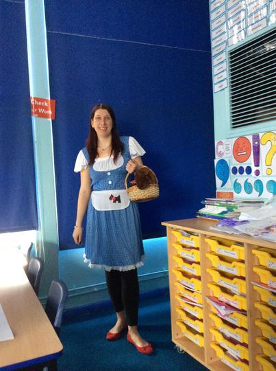 Dorothy, Wizard of Oz