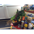 Fresh produce for the Newcastle Refugee Service